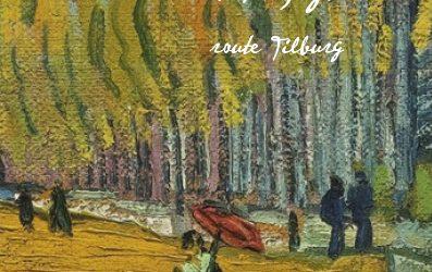 Onthulling wandelroute van Gogh