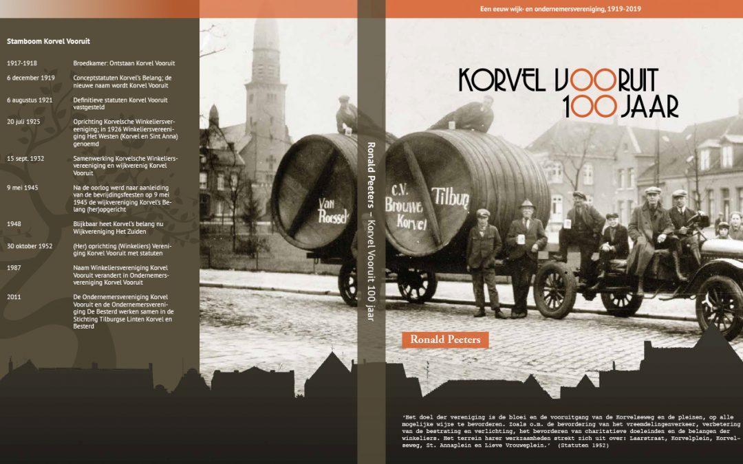 Winkeliersvereniging Korvel 100 jaar