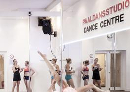 Paaldansstudio & Dance Centre Tilburg