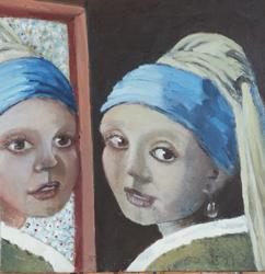 26-Liesbet Kroese - De dames Vermeer