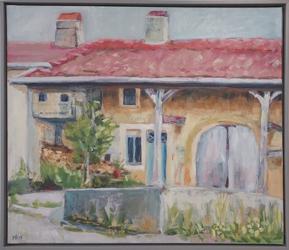 33-Marjolijn Brants - Huis van Opa